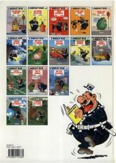 Verso de L'agent 212 -7a1993- Un flic à l'ombre