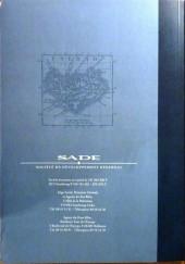 Verso de (AUT) Pratt, Hugo - Sade