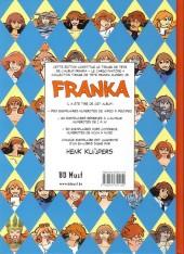Verso de Franka (BD Must) -3TT13- Le Cargo fantôme 1