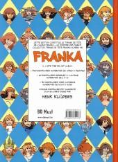 Verso de Franka (BD Must) -6TT15- Le Monstre des marais