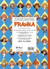 Verso de Franka (BD Must) -22TT16- Descente aux enfers