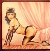 Verso de Glamour international -7- Stockings (Lingerie)