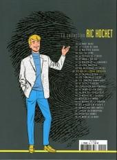 Verso de Ric Hochet - La collection (Hachette) -44- Ric Hochet contre Sherlock