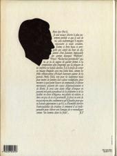 Verso de (AUT) Floc'h, Jean-Claude - Un homme dans la foule
