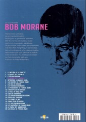 Verso de Bob Morane 11 (La collection - Altaya) -4- Le secret des 7 temples