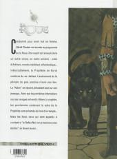 Verso de La roue -2- Les 7 combattants de Korot - I