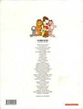 Verso de Garfield -35- Demandez le programme