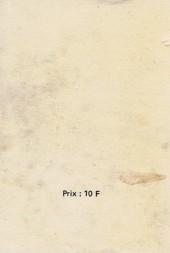 Verso de Zembla (Spécial) -Rec27- Album N°27 (du n°80 au n°82)