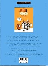 Verso de Enfer & Parodie -2- La vie fabuleuse, mais alors vraiment pas possible des personnages !
