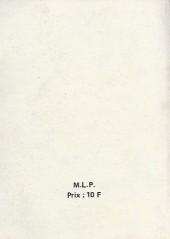 Verso de Yataca (Fils-du-Soleil) -Rec56- Album N°56 (du n°189 au n°191)