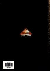 Verso de Sanctuary -1- Sanctuary - Tome I