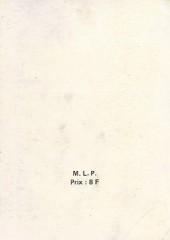 Verso de Yataca (Fils-du-Soleil) -Rec44- Album N°44 (du n°153 au n°155)