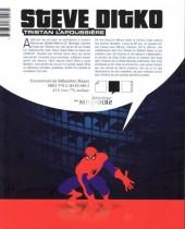 Verso de (DOC) La Bibliothèque des miroirs - BD -7- Steve Ditko
