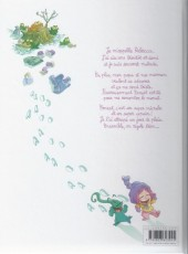 Verso de Ernest & Rebecca -1a2012- Mon copain est un microbe