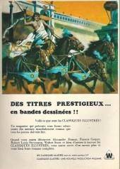 Verso de Les classiques illustrés (2e Série) -4- La piste de l'Orégon