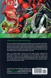 Verso de Red Lanterns (2011) -INT01- Blood and rage