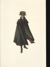 Verso de Les voleurs d'Empires -7TT- Derrière le masque