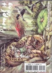 Verso de Capt'ain Swing! (2e série - Mon Journal) -Rec52- Album N°52 (du n°155 au n°157)