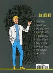Verso de Ric Hochet - La collection (Hachette) -45- Le triangle Attila