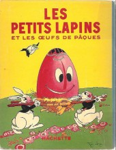 Verso de Walt Disney (Hachette) Silly Symphonies -4- Les Petits Lapins et les œufs de Pâques