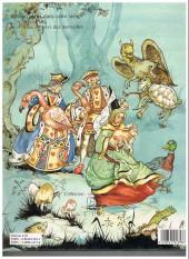 Verso de Alice au pays des merveilles (Hemma) - Alice au pays des merveilles