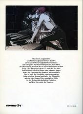 Verso de Sambre (en allemand) -1- Der krieg der augen