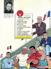 Verso de Michel Vaillant -2b67- Le pilote sans visage