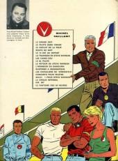 Verso de Michel Vaillant -9a1970- Le retour de Steve Warson