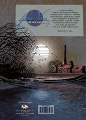 Verso de Jules Verne et ses voyages -1- Les Indes noires