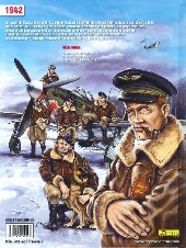 Verso de Escadrille Normandie Niemen -3- La bataille de Koursk