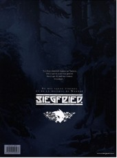 Verso de Siegfried - Tome 1a2009