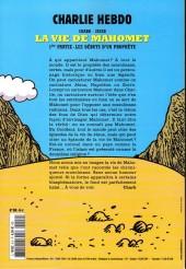 Verso de La vie de Mahomet -1- Les débuts d'un prophète