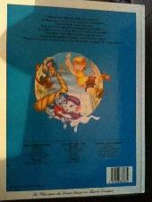 Verso de Les classiques du dessin animé en bande dessinée -4- Bernard et Bianca au pays des kangourous