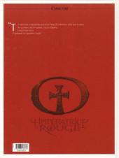 Verso de L'impératrice rouge -3- Impurs