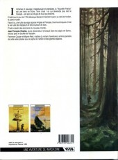 Verso de Les pionniers du Nouveau Monde -1b1986- Le pilori