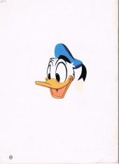Verso de Votre série Mickey (1re série) -4- Donald philatéliste