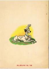 Verso de Votre série Mickey (2e série) - Albums Filmés ODEJ -18- Les 101 dalmatiens