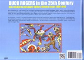 Verso de Buck Rogers in the 25th century -7- Volume 7: the complete newspaper dailies (1938-1940)