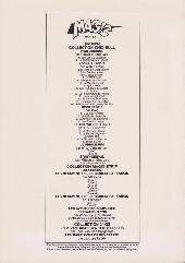 Verso de Stany Derval -1- Les galops de l'enfer