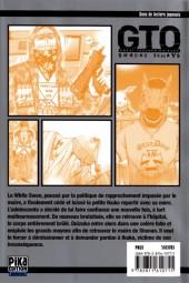 Verso de GTO - Shonan 14 days -9- Tome 9