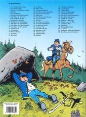 Verso de Les tuniques Bleues -4c2008- Outlaw