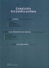 Verso de Complainte des Landes perdues -2d- Blackmore