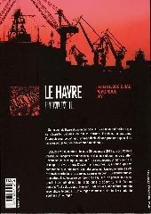 Verso de Le Havre (Djian/Popopidou/Jay) -1- Au buveur d'étoiles