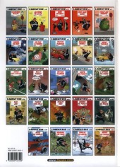 Verso de L'agent 212 -20a2005- Chair de poule