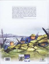 Verso de Les godillots -2- L'Oreille coupée