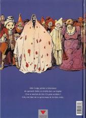 Verso de Gothic -3- Le diable de Notting Hill