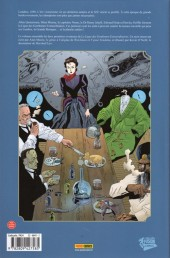 Verso de La ligue des Gentlemen Extraordinaires -INT- La Ligue des Gentlemen Extraordinaires
