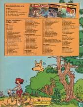 Verso de Franka (en néerlandais) -5- Circus santekraam