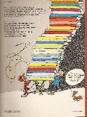 Verso de Spirou und Fantasio  -3c- Die Entführung des Marsupilamis
