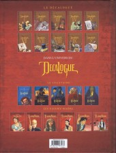 Verso de Le décalogue - Les Fleury-Nadal -5- Missak 1/2